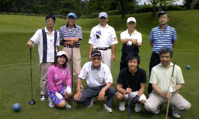 2010 KCC GOLF COMPE 2nd