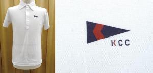 KCCポロシャツ